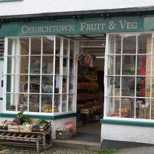 Churchtown Veg Shop, St Agnes