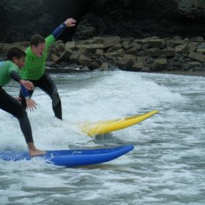 Breakers Surf School, St Agnes