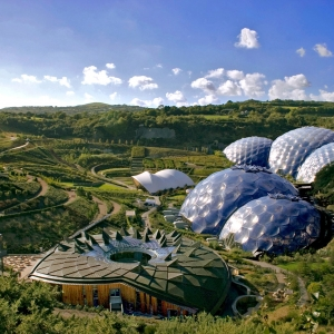 Eden Project, St Austell
